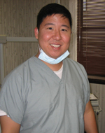 Dr. Gene Kim, Forest Falls Dental, Yarmouth Maine 04096 Good Dentists